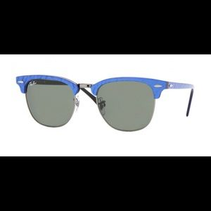 RAY-BAN SUNGLASSES CLUBMASTER RB3016-49